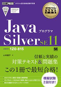 java silver se11 紫